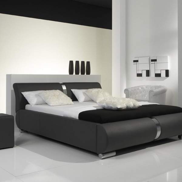lit a eau avec poisson. Black Bedroom Furniture Sets. Home Design Ideas