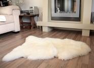 Descente de lit Peau de Mouton 100% naturel