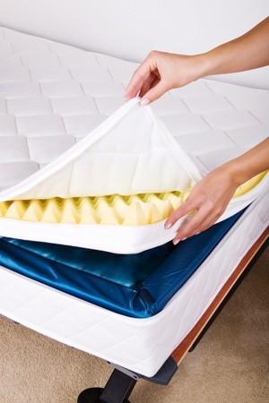 matelas aqua pur. Black Bedroom Furniture Sets. Home Design Ideas