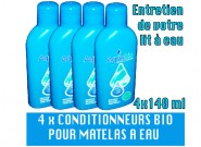 Lot de 4 conditionneurs ultra-concentrés