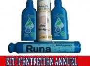 Kit d'entretien annuel pour matelas à eau Dual
