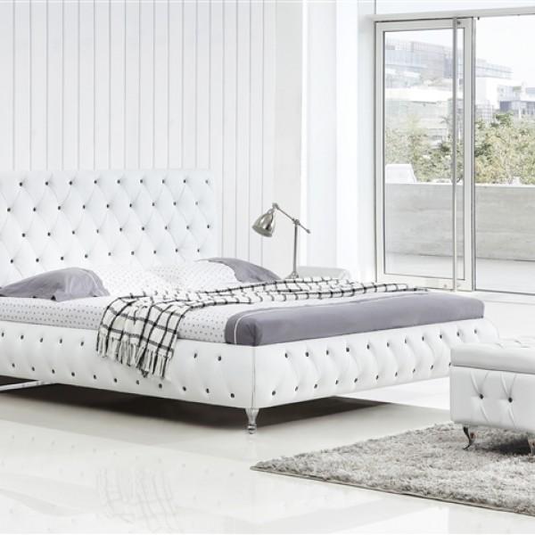 lit eau amour avec une structure design. Black Bedroom Furniture Sets. Home Design Ideas