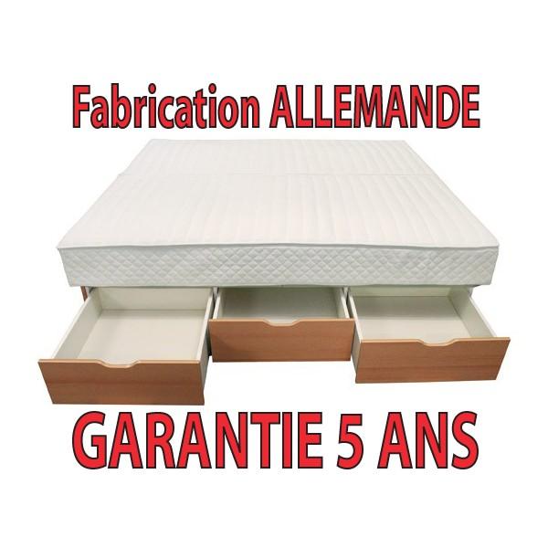 lit eau avec tiroirs matelas complet lit avec tiroirs accessoires. Black Bedroom Furniture Sets. Home Design Ideas